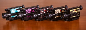 The Rhonda Cam comes in 5 different skins